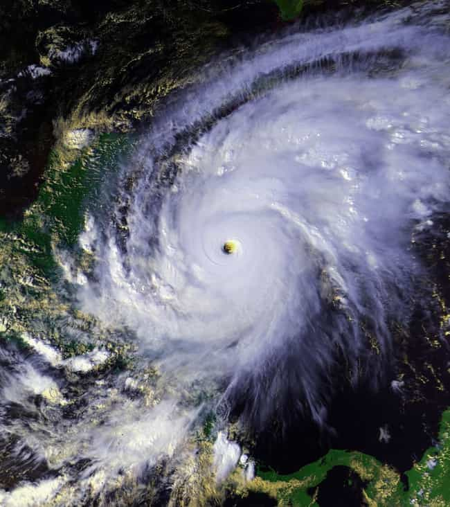 Hurricane Mitch (1998) is listed (or ranked) 2 on the list The Deadliest, Most Destructive Hurricanes Ever