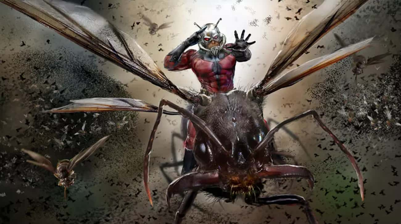 Ant-Man Will Be Needed To Fight Against Thanos