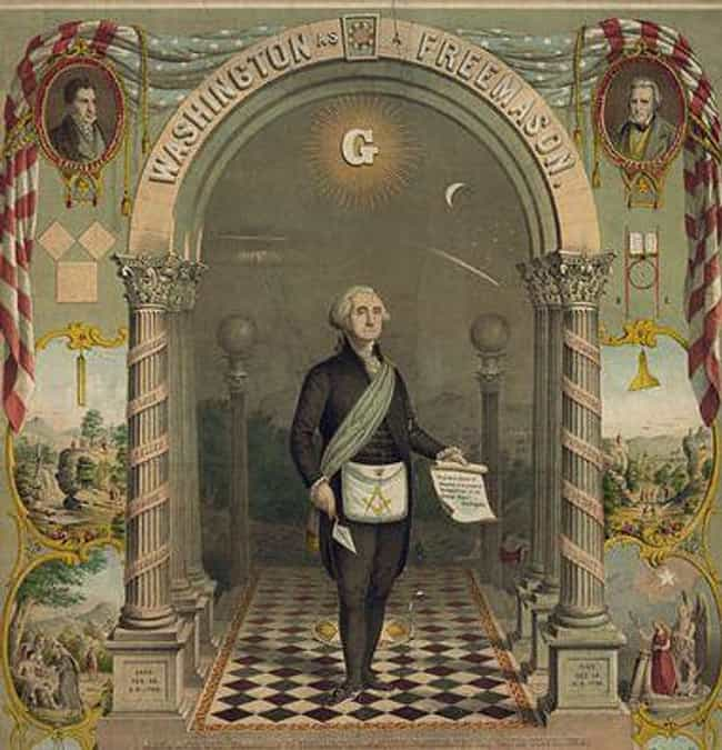 Freemasons is listed (or ranked) 2 on the list Secret Societies From History You'd Most Want to Infiltrate
