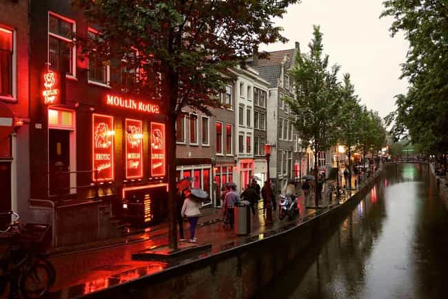 There Are Approximately 250 Wi... is listed (or ranked) 1 on the list The Strange, Seedy History Behind Window Shopping For Prostitutes In Amsterdam's Red Light District