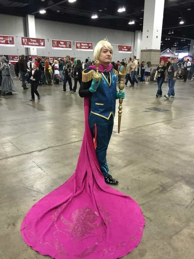 Everyone Loves A Gender-Bendin... is listed (or ranked) 2 on the list Cosplayers Share Their Most Heartwarming Stories