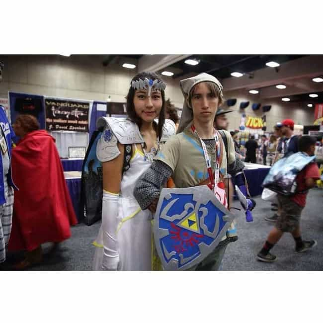 Everyone Loves A Celeb Cosign is listed (or ranked) 4 on the list Cosplayers Share Their Most Heartwarming Stories