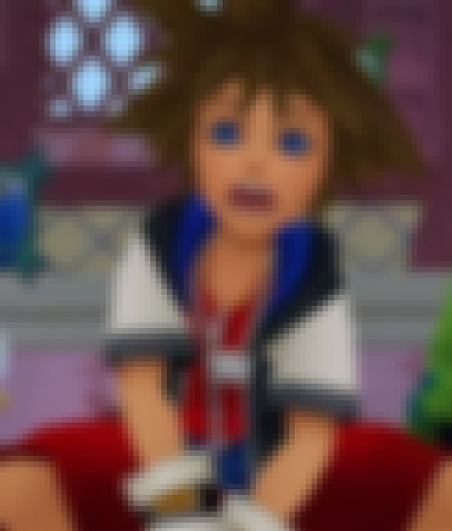 In 'Kingdom Hearts 3,'... is listed (or ranked) 4 on the list Fan Theories About Kingdom Hearts That'll Change How You See The Franchise