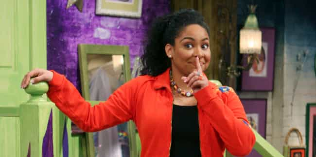 "There's An Insane Theory That ... is listed (or ranked) 4 on the list Fascinating Things Even Huge Fans Don't Know About ""That's So Raven"""