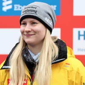 Dajana Eitberger is listed (or ranked) 2 on the list The Best Olympic Athletes in Luge