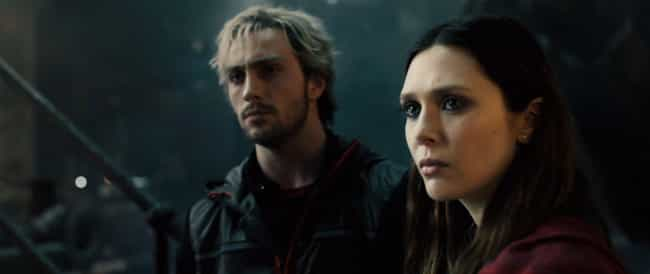 Scarlet Witch And Quicks... is listed (or ranked) 4 on the list Here's What Hardcore Comic Book Fans Don't Like About The MCU
