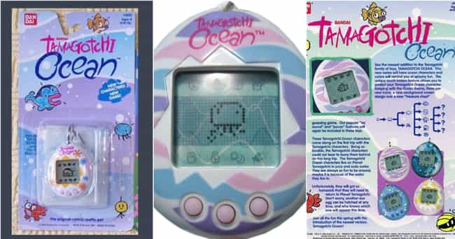 Tamagotchi Ocean: $350 ... is listed (or ranked) 1 on the list If You've Spent $2,999 On A Tamagotchi, We're Concerned About You