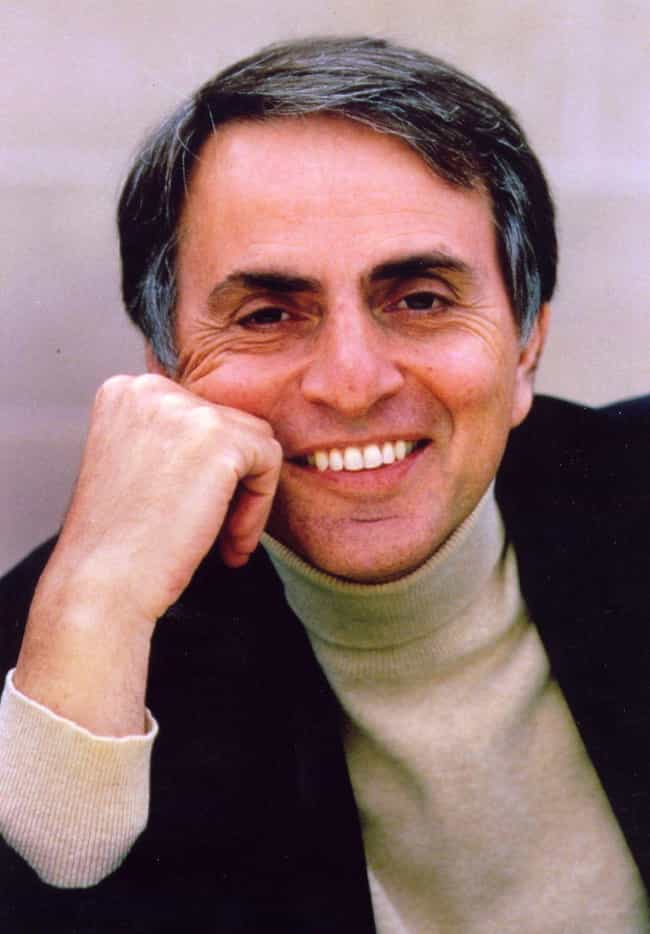 He Wrote An Essay In Fav... is listed (or ranked) 2 on the list Fascinating Facts About Carl Sagan