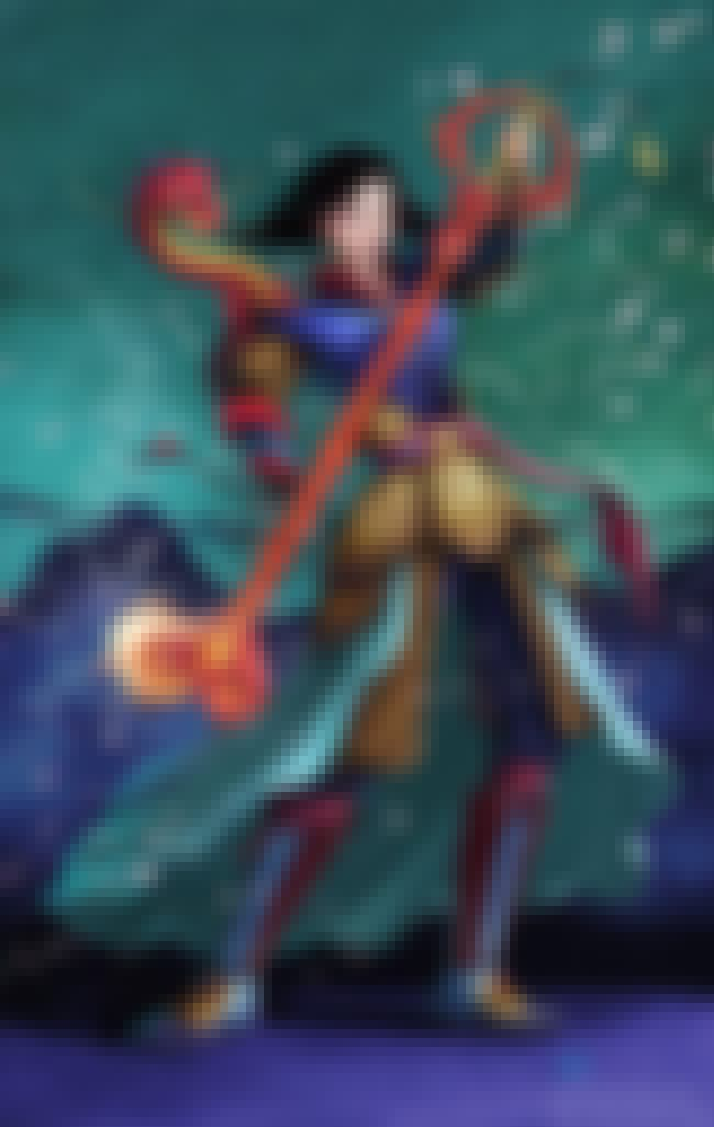 Mulan Is Going To Make A Burni... is listed (or ranked) 3 on the list This Artist Transforms Your Favorite Disney Characters Into Keyblade Warriors, And They Look Epic AF