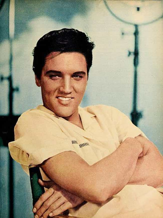 He Gave 17-Year-Old Priscilla ... is listed (or ranked) 4 on the list Disconcerting Stories From Elvis Presley's Personal Life
