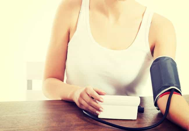 Hypertension is listed (or ranked) 1 on the list These Diseases Affect Women More Than Men
