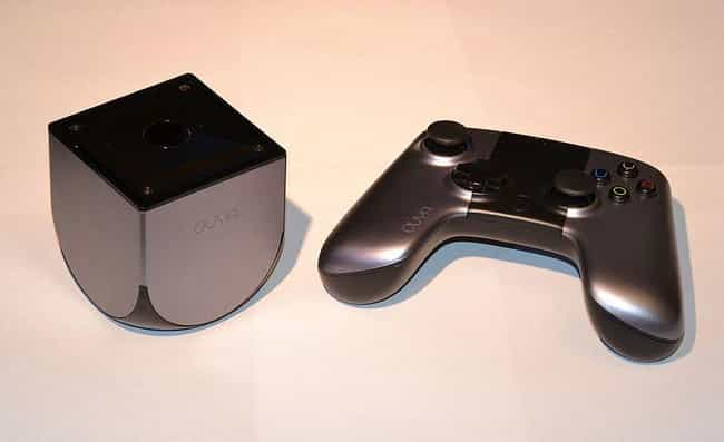 Ouya is listed (or ranked) 4 on the list Failed Video Game Consoles That No One Wanted