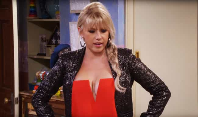"""She Once Drove Drunk With Her ... is listed (or ranked) 4 on the list """"Life Isn't Like A Full House Episode"""": Jodie Sweetin's Struggle With Fame And Addiction"""