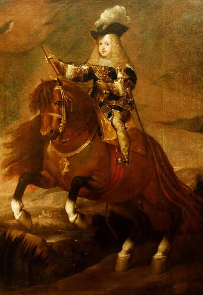 Paintings Of A Healthy K... is listed (or ranked) 1 on the list Charles II Of Spain Destroyed His Dynasty And Plunged Europe Into War, In Part Because He Was Inbred