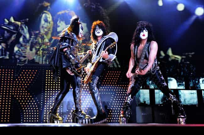 Fans Thought The Illuminati Ke... is listed (or ranked) 5 on the list KISS Stories That Earn Them The Title Of