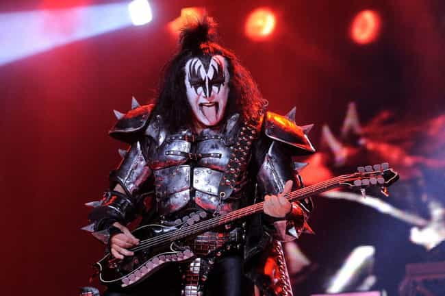 KISS Might Have Made A Deal Wi... is listed (or ranked) 1 on the list KISS Stories That Earn Them The Title Of