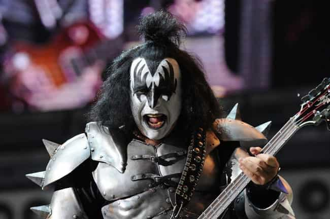 Despite His Party Boy Behavior... is listed (or ranked) 7 on the list KISS Stories That Earn Them The Title Of