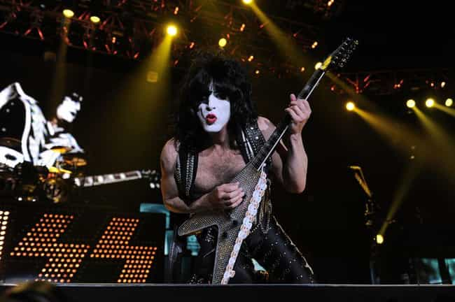 Paul Stanley Claimed His Forme... is listed (or ranked) 8 on the list KISS Stories That Earn Them The Title Of