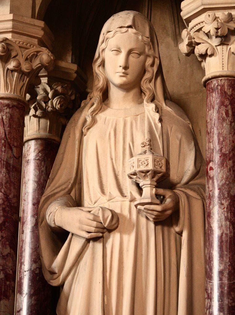 Random Physical Evidence Of Mary Magdalene That We've Got So Far