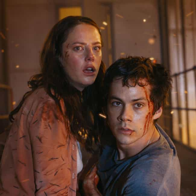 The World is Dying is listed (or ranked) 2 on the list Maze Runner: The Death Cure Movie Quotes