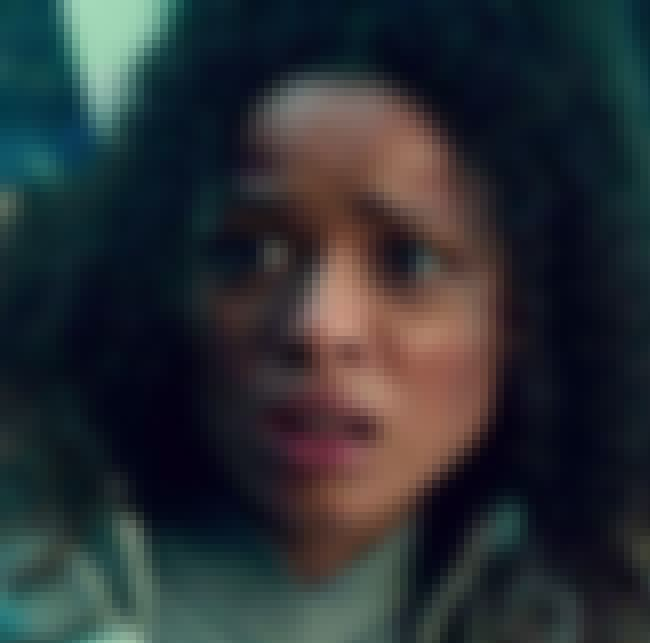 Big, Blue and Full of Angry Pe... is listed (or ranked) 3 on the list Cloverfield Paradox Movie Quotes