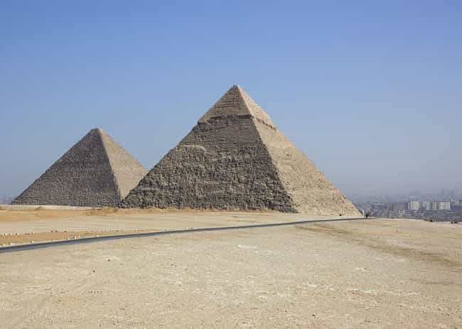 The Building of the Great Pyra... is listed (or ranked) 1 on the list Historical Events You Most Want To Go Back and See