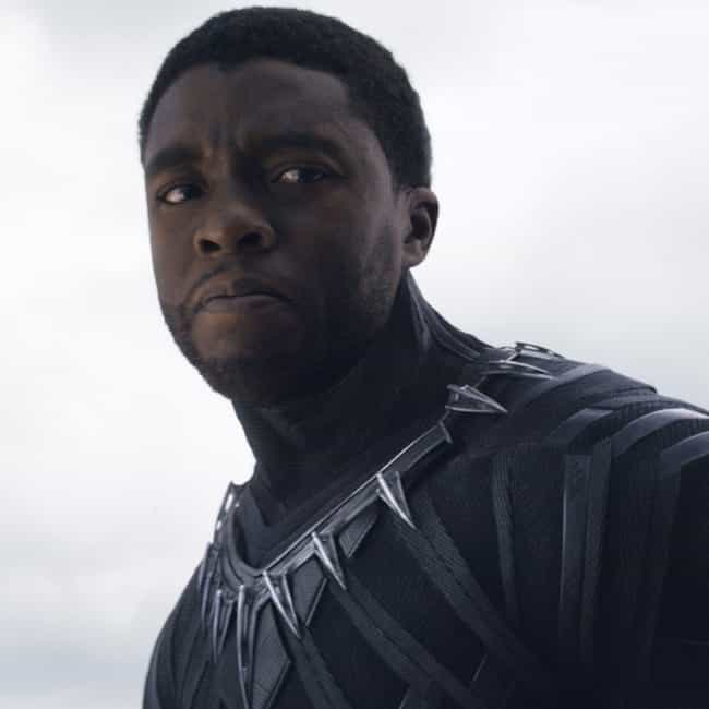 Don't Freeze is listed (or ranked) 2 on the list Black Panther Movie Quotes