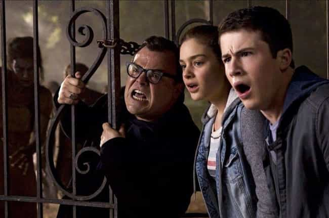 Hannah Is R.L. Stine's R... is listed (or ranked) 2 on the list Fan Theories About 'Goosebumps'