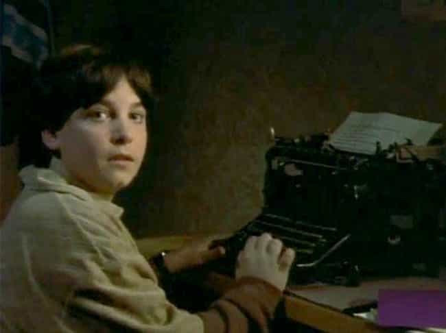 R.L. Stine's Typewriter ... is listed (or ranked) 1 on the list Fan Theories About 'Goosebumps'