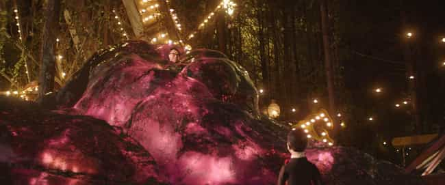 The Blob That Ate Everyo... is listed (or ranked) 4 on the list Fan Theories About 'Goosebumps'