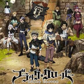 Black Clover is listed (or ranked) 2 on the list The Best Anime Like Fairy Tail