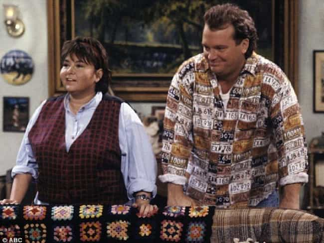 Tom Arnold Controlled Al... is listed (or ranked) 1 on the list 11 Stories From Tom Arnold And Roseanne Barr's Marriage
