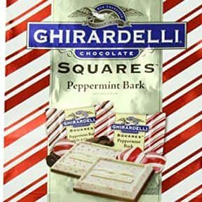 Ghirardelli is listed (or ranked) 19 on the list The Best Chocolate Bars
