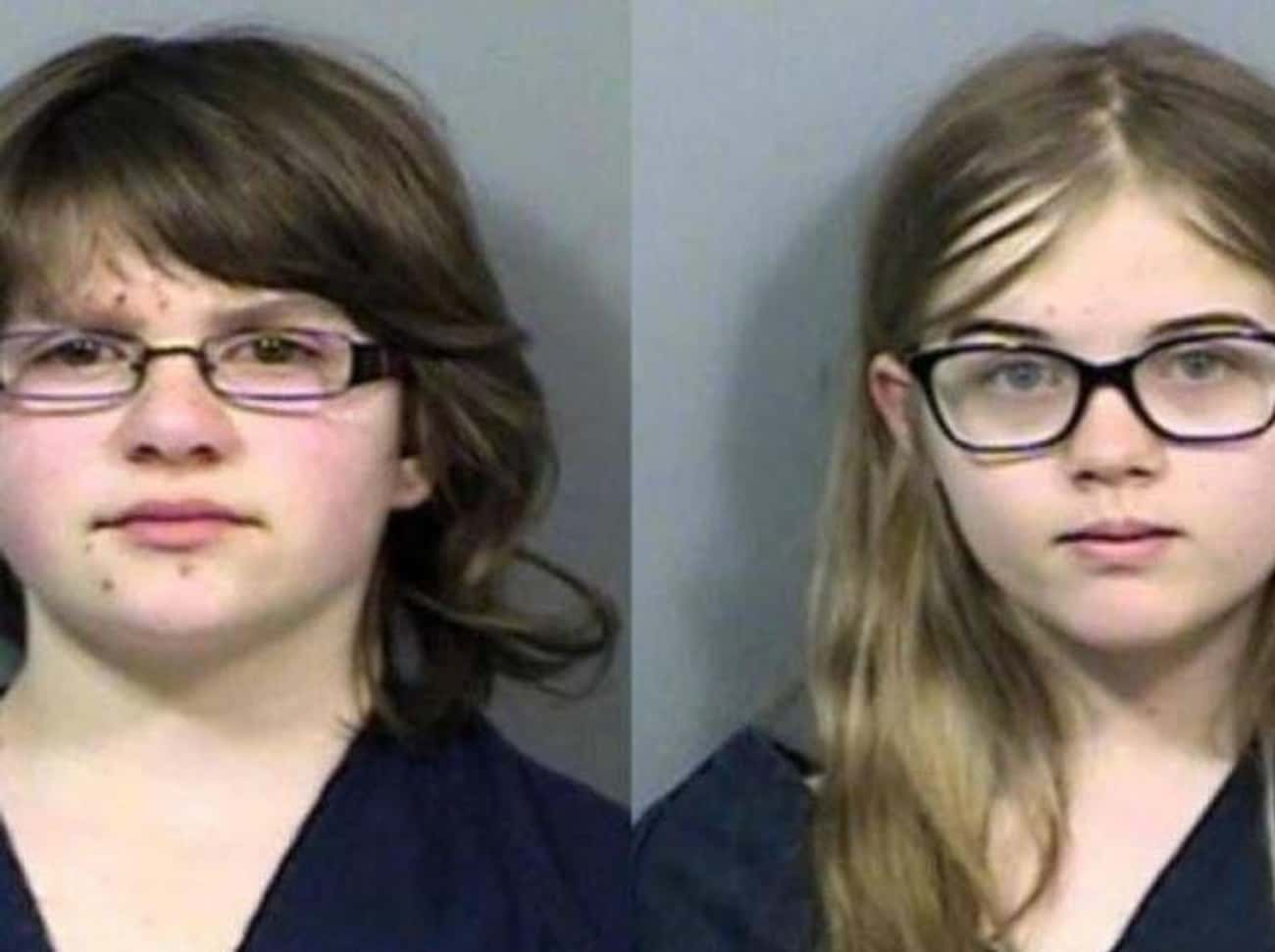 Anissa Weier And Morgan Geyser Impaled A Classmate 19 Times To Impress A Fictional Demon