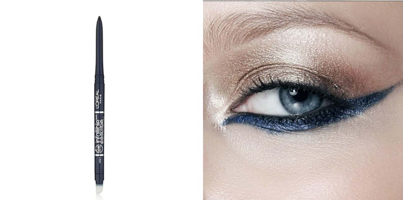 Deep Blue Eyes is listed (or ranked) 3 on the list The Perfect Eyeliners For Your Eye Color