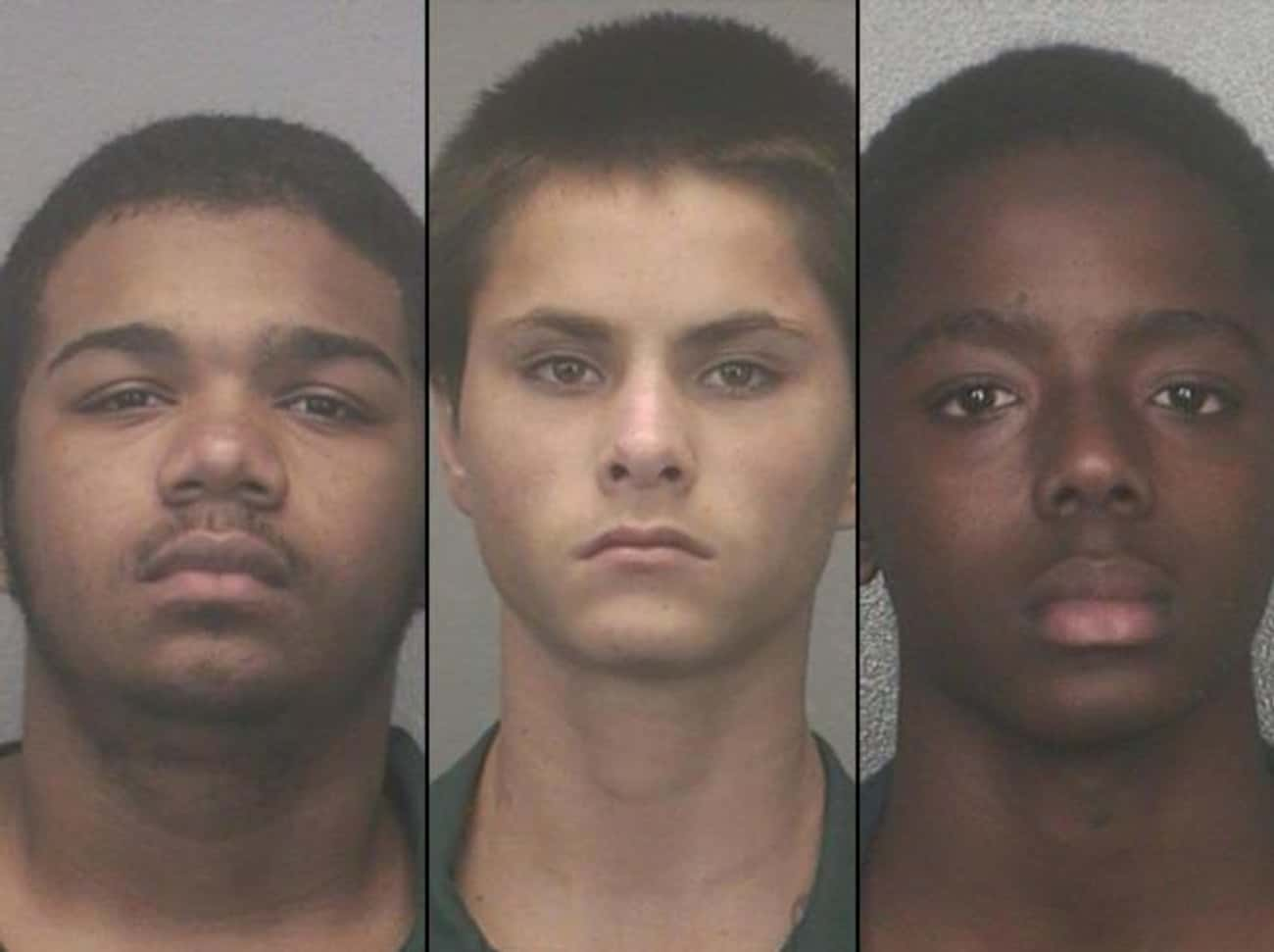 Denver Jarvis, Michael Bent, And Jesus Mendez Set Friend On Fire Over $40