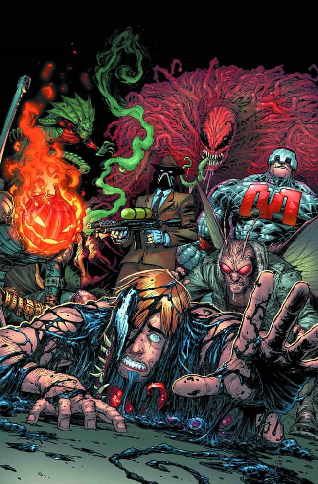 Savage Six is listed (or ranked) 4 on the list The Best Venom Storylines In Comics