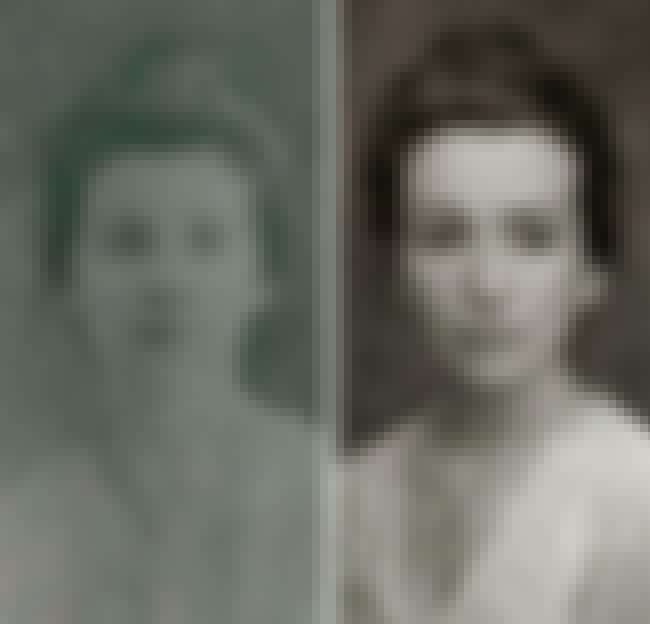 A Grandmother And Granddaughte... is listed (or ranked) 4 on the list 26 Times People Recreated Their Grandparents' Photos