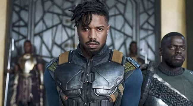 His Real Name Is N'Jadaka,... is listed (or ranked) 1 on the list Here's What You Need To Know About Killmonger, The Best Marvel Villain Since Loki