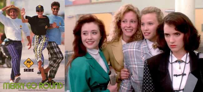 1980s: Big Hair, Big Shoulders... is listed (or ranked) 2 on the list Here's What High Schoolers Wore Each Decade Throughout The 20th Century