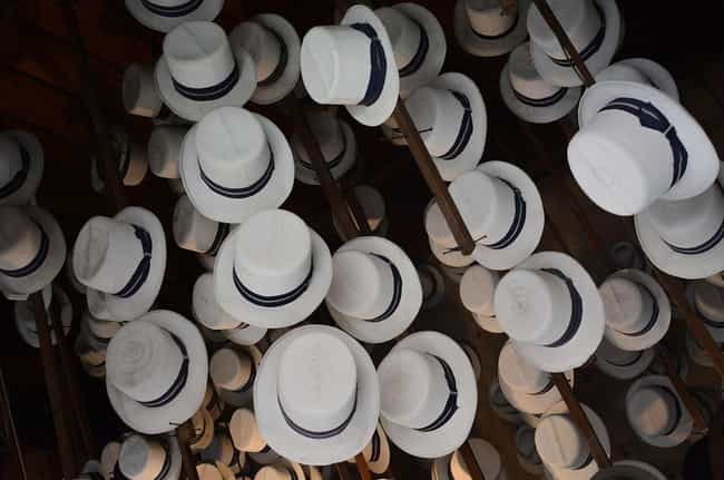 Panama Hats is listed (or ranked) 3 on the list Which Historical Hats Do You Wish Would Make A Comeback?