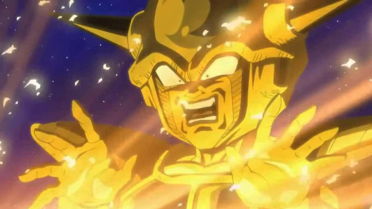 Frieza Destroys Planet Vegeta  is listed (or ranked) 4 on the list 18 Times Anime Massacres Were Total Bloodbaths