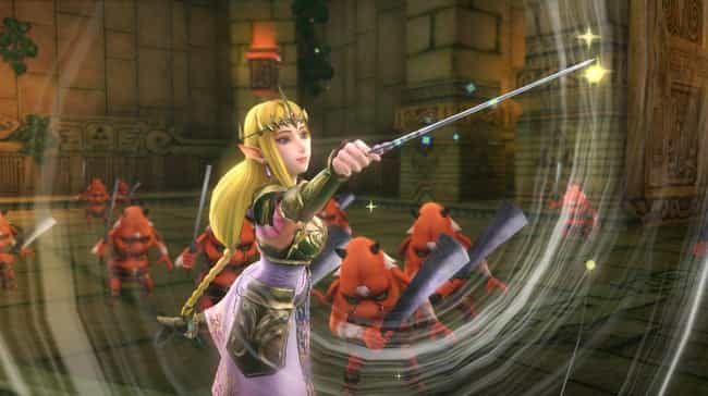 'Hyrule Warriors' Is Now... is listed (or ranked) 4 on the list Fan Theories About Legend Of Zelda: Breath Of The Wild That Will Change How You Play The Game