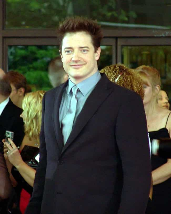 He Claims He Was Groped By A F... is listed (or ranked) 2 on the list 16 Utterly Odd Facts You Never Knew About Brendan Fraser