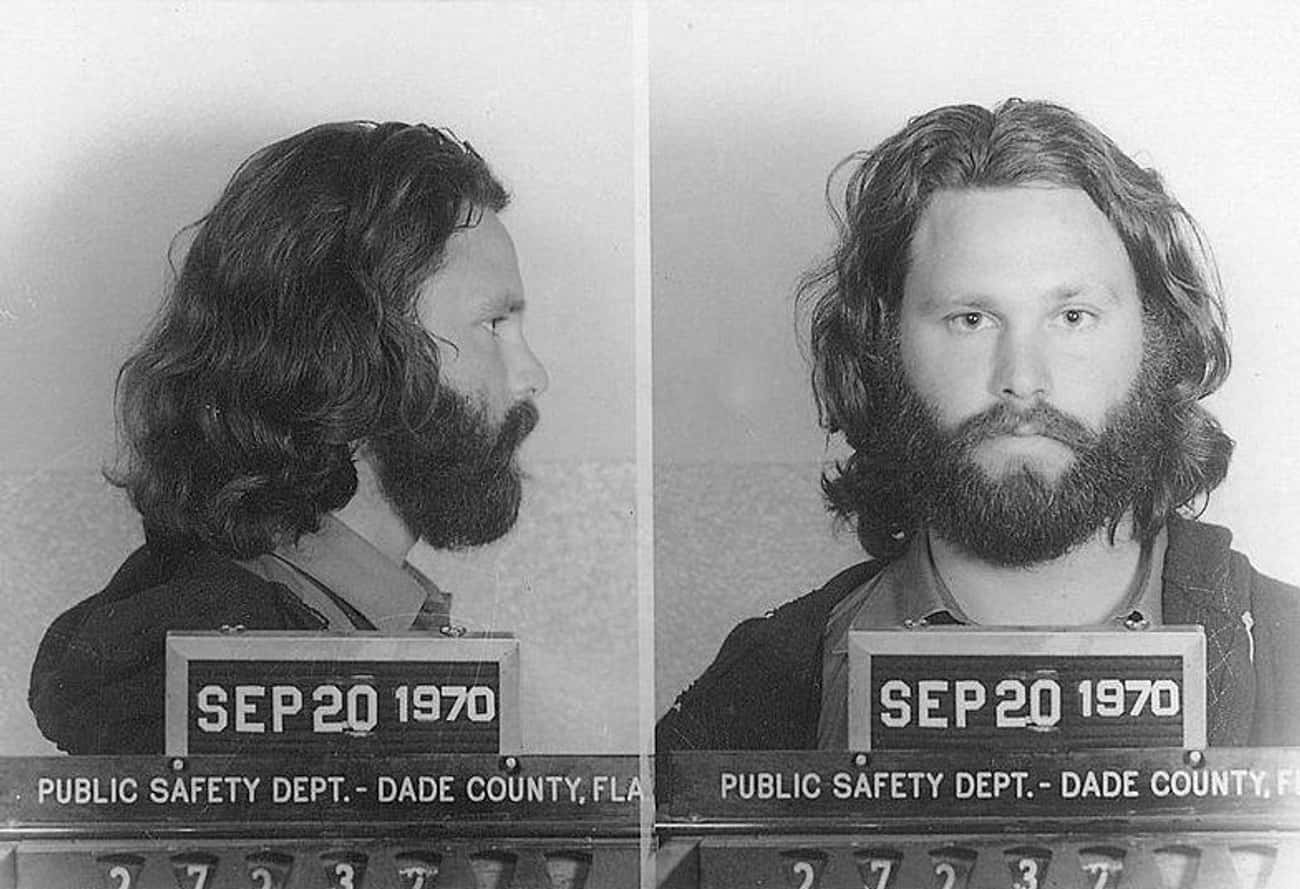 Morrison Joked About Getting B is listed (or ranked) 3 on the list Jim Morrison Was A Rock God, But His Love Life Was Tragically Messed Up