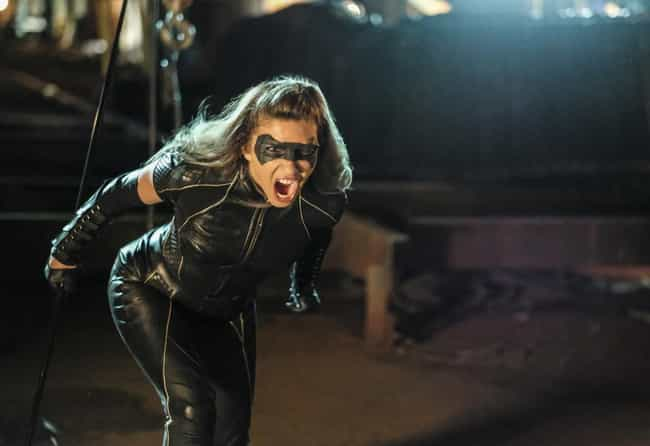 The Birds Of Prey Could Join T... is listed (or ranked) 2 on the list 'Arrow' Fan Theories That Might Actually Be Possible