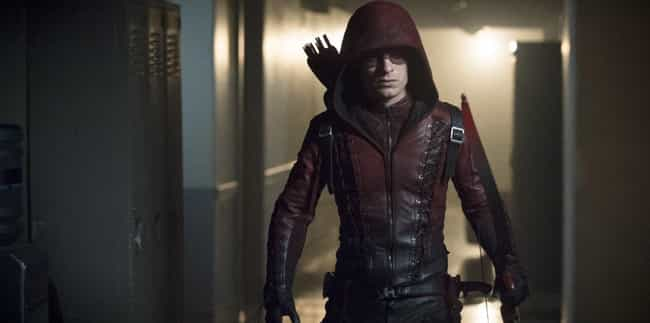 There Could Be A Red Hood And ... is listed (or ranked) 4 on the list 'Arrow' Fan Theories That Might Actually Be Possible