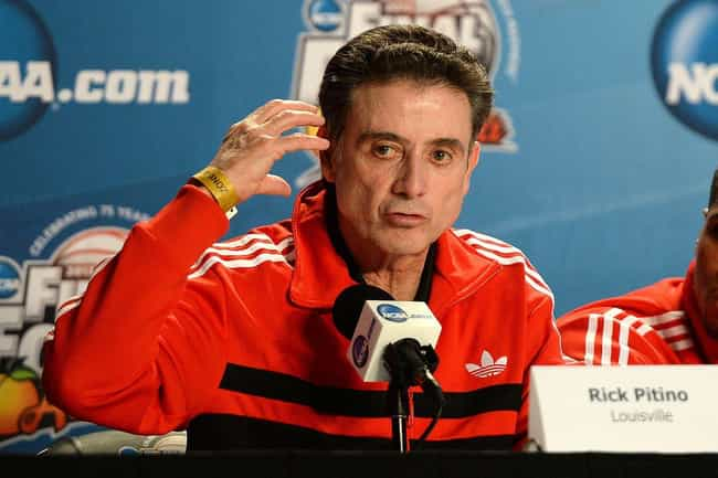 Louisville Used Sex Work... is listed (or ranked) 1 on the list The Most Notable College Sports Cheating Scandals