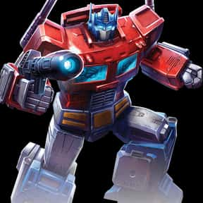 Optimus Prime is listed (or ranked) 24 on the list Characters Who Are Most Worthy Of Lifting Mjolnir