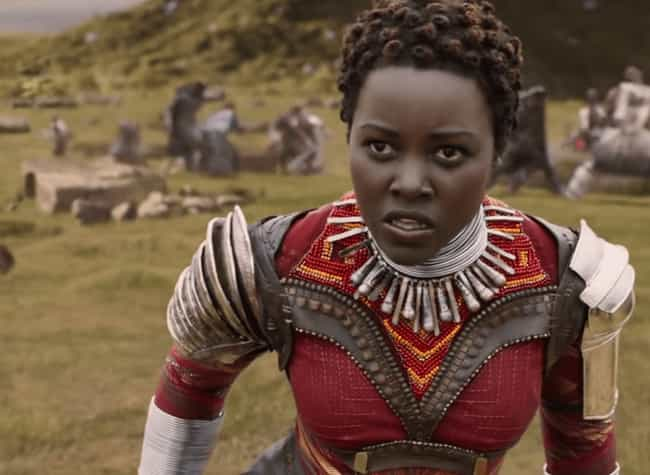 Women Of Color Have Felt The N... is listed (or ranked) 4 on the list Here's Why The Makeup In 'Black Panther' Is So Revolutionary